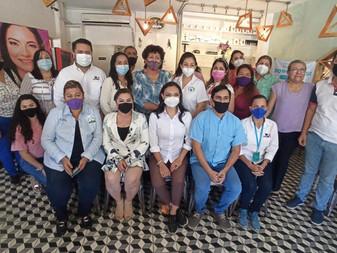 Colegios de Manzanillo y paterfamilias respaldan a Mely Romero,  Jorge Luis y Gretel Culin