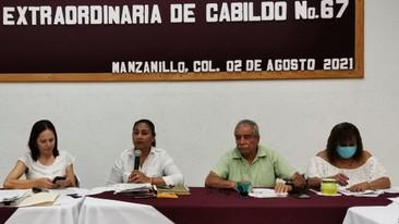 Regresa Griselda Martínez a la Presidencia Municipal de Manzanillo