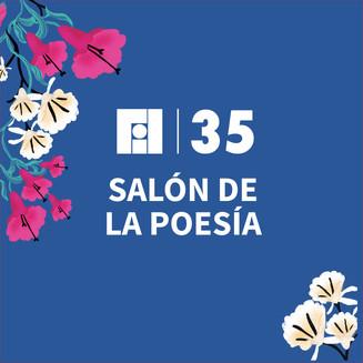 De Perú a México y de España a Portugal, vuelve el Salón de la Poesía