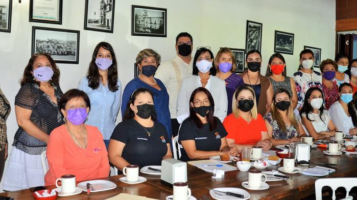 IEE Colima, UIM y asociaciones civiles realizarán Jornadas de Fortalecimiento de Liderazgo Político
