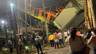 Exige PRI investigacio´n y castigo a responsables del accidente en la línea 12 del metro de la CDMX