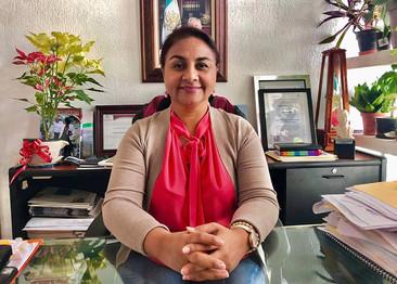 Reducirá Griselda Martínez  a la mitad la deuda del Ayuntamiento de Manzanillo