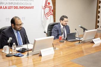 Reforma a la Ley contrubuye a reducir el rezgo en materia de vivienda: INFONAVIT