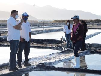 Apoyará Virgilio Mendoza economía de armeritenses con la comercialización de sus productos