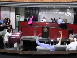 Congreso del estado expiden nueva Ley de Cultura Física y Deporte para Colima