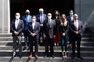México y Argentina unen esfuerzos para la preparación y respuesta ante emergencias en salud