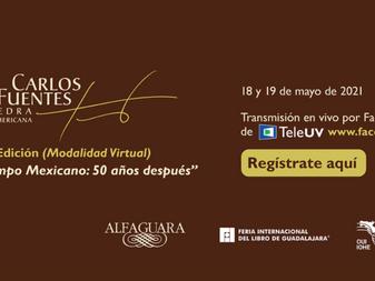 Todo listo para la VIII Cátedra Interamericana Carlos Fuentes