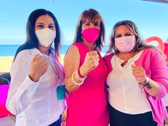 Fuerza por México, trabajarán por cero corrupción y cero impunidad: Claudia Yáñez