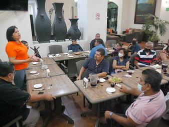 Director de Cultura podría ser seleccionado de terna propuesta por artístas: Perla Vázquez