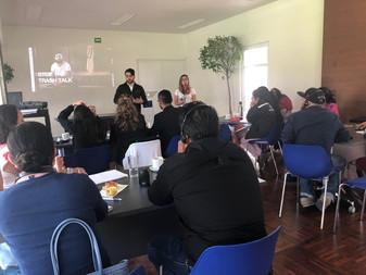 Organización sueca Locker Room Talk visita México para hablar de igualdad de género