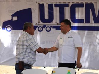 Crearemos escuela para operadores de Tractocamión: Virgilio Mendoza