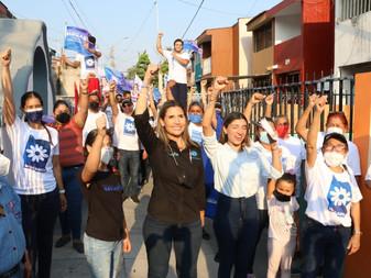 La verdadera fuerza está en los ciudadanos: Margarita Moreno