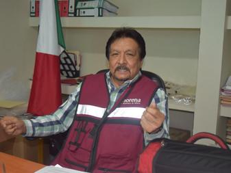 En Morena siempre hemos actuado y actuaremos en apego irrestricto a la legalidad: Sergio Jiménez