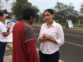 Al llegar al Congreso, integraré el Foro de iniciativas Ciudadanas: Vianey Chapula