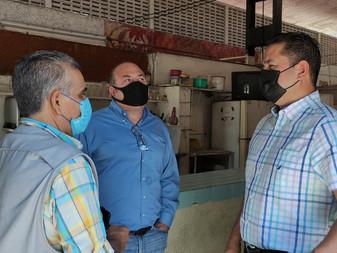 Realiza Carlos Farías acercamiento con sectores sociales y productivos del municipio de Colima