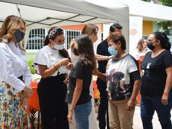 Programa CIMA, para la reinserción laboral de mujeres que han sido víctimas de violencia