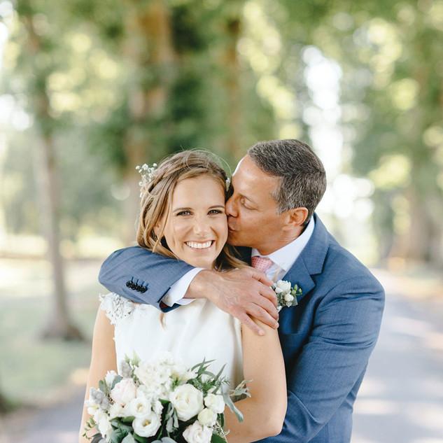 Effortless, Intimate, Elegant: Natalie & Josh's Tankardstown Wedding