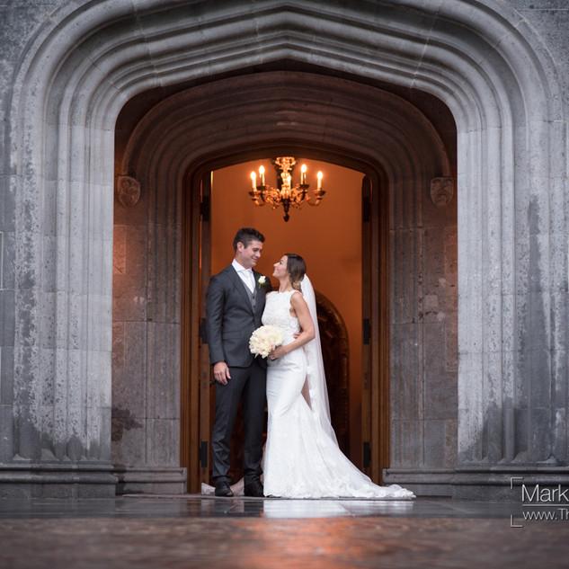 ADARE MANOR WEDDING OF FIONA & ADAM