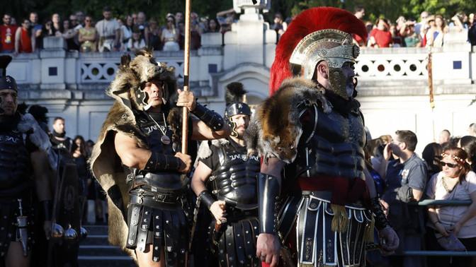 Lugo Monumental reiterará al Ayuntamiento su propuesta de asignar al Arde Lucus un festivo local