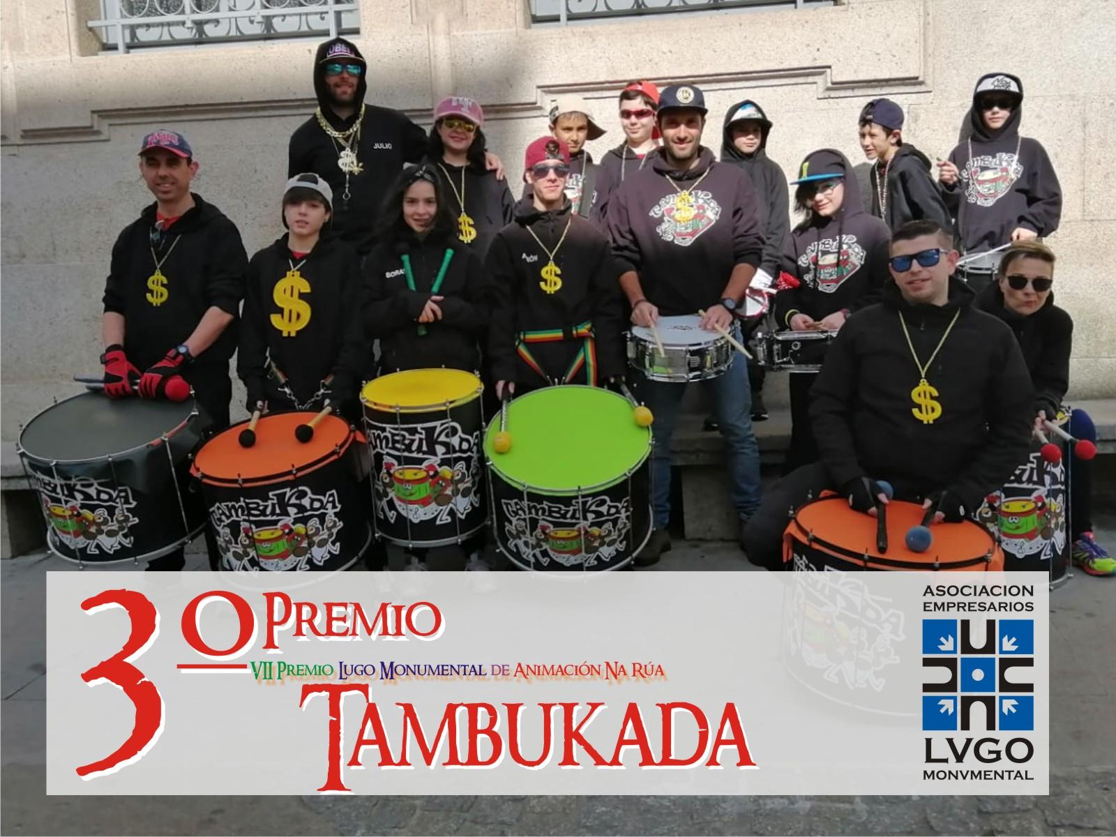 3 - Tambukada