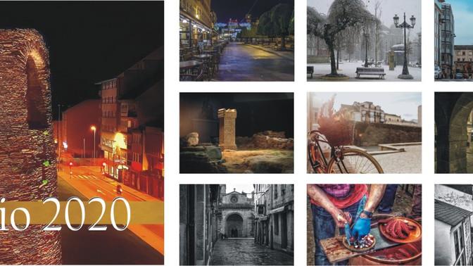 Calendario 2020 de Lugo Monumental a beneficio de ASPNAIS