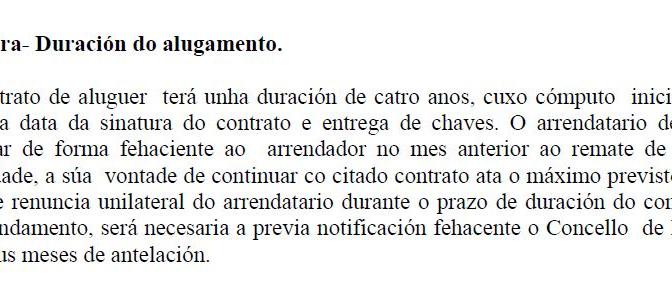 Lugo Monumental pedirá que las bases de la Tinería  contemplen ampliación del plazo o prórrogas