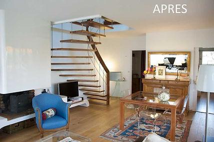 Escalier suspendu Treppen