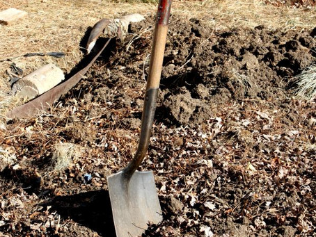 The Difference a Shovel Makes