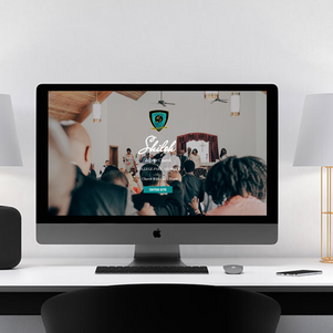 Shiloh Baptist Church Website Design