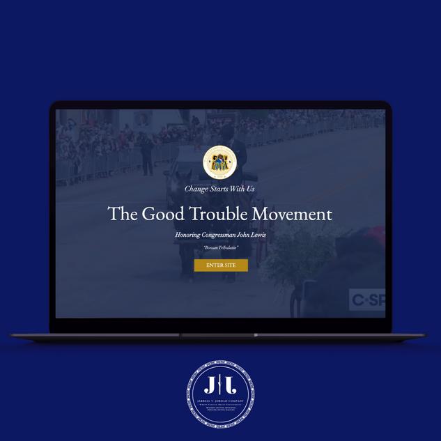 Good Trouble Movement