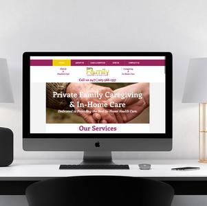 Private Health Care Website Design