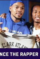 Warren Hawkins with Chance the Rapper
