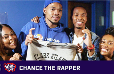Warren Hawkins with Chance the Rapper