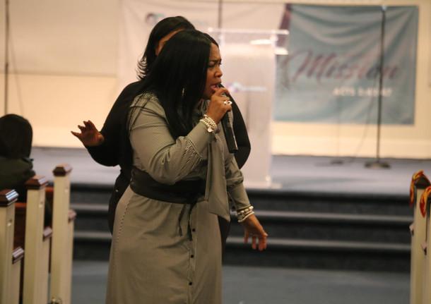 Apostle Tammy Carter