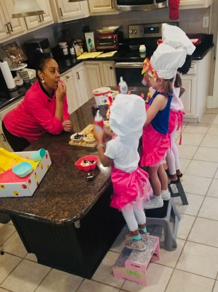 Chef Char's Celebrations