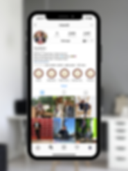 John Bowers Instagram Design