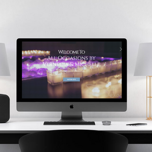 All Occasions Website Design
