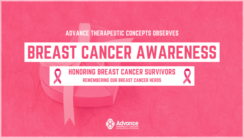 Breast Cancer Awareness Month with Advance Therapeutic Concepts