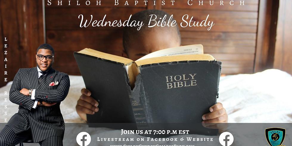 Pastors Bible Study