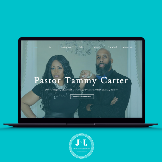 Pastor Tammy Carter