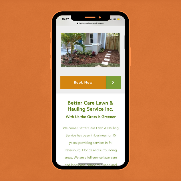 Better Care Lawn Services