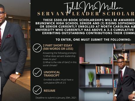 Tylik McMillan Scholarship