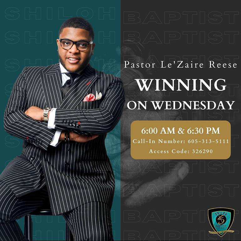 Winning on Wednesday