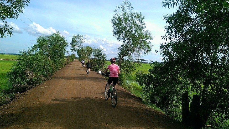 Cycling & Yoga Retreat in Cambodia