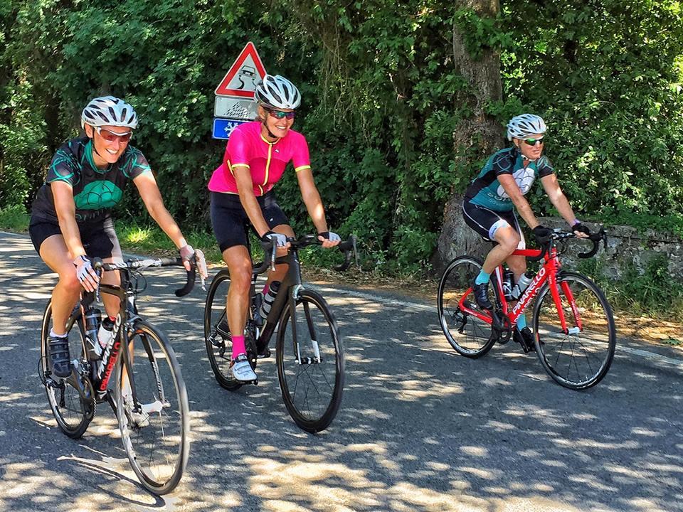 Cycling and Yoga Retreats Lucca, Ita