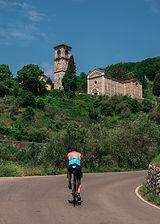 Cycing & Yoga in Tuscany