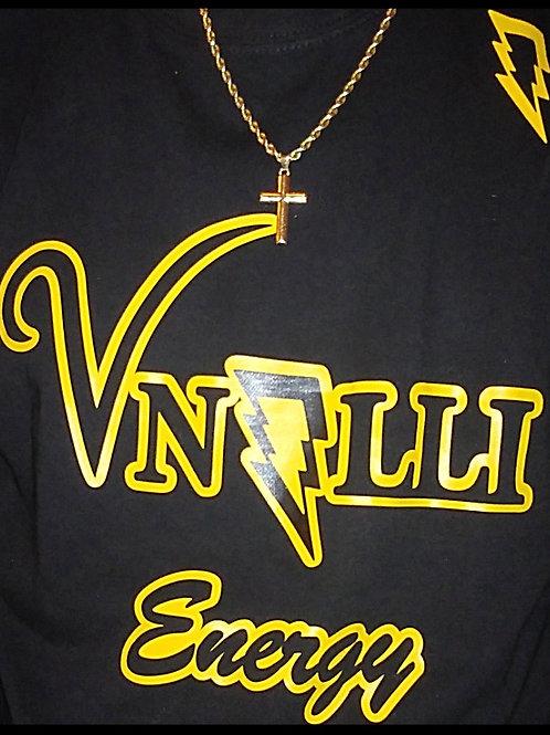 Vnelli Energy ( Black & Gold)