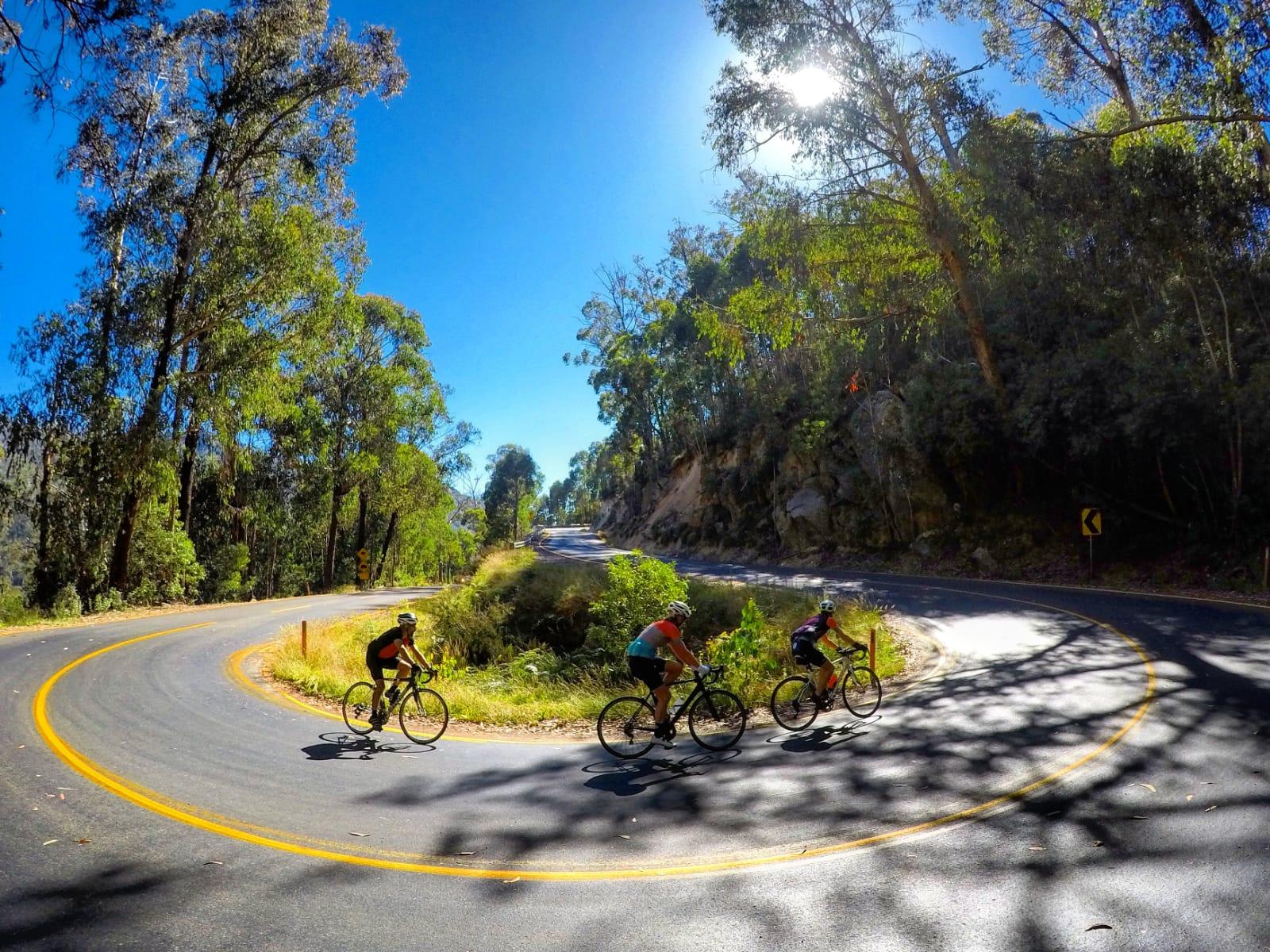 Cycling & Yoga Retreat Bright