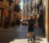 cycling and yoga retreat in Girona