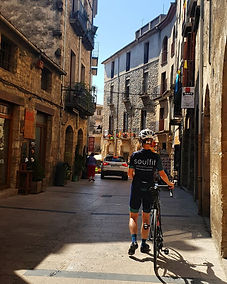cycling and yoga retreat in Girona
